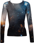Christopher Kane Galaxy Print Knit at ShopStyle :  galaxy print galaxy