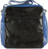 diesel bags men-diesel chachi royal blue black shoulder bag