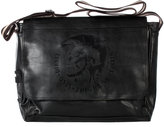 diesel bags for men-diesel ralph black messenger bag
